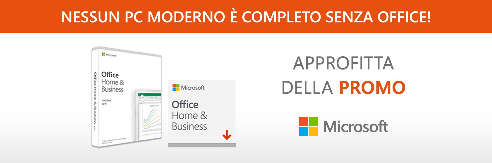Promozione Microsoft